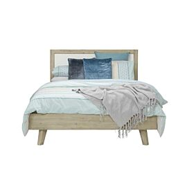 The Avenue Queen Bed with accessories