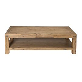 Emerson Coffee Table Rental top angled view