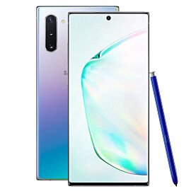 Samsung Galaxy Note10 256GB Aura Glow Rental