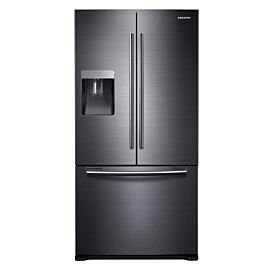 Samsung 583L French Door Fridge Black Stainless Rental