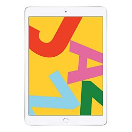 "iPad 10.2"" Wi-Fi 32GB Tablet Silver Rental"