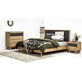 Tempo 4 Piece King Bed Package Bundle