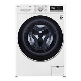 LG 8kg Front Load Washing Machine Rental